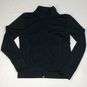 FINL365 Athletic Jacket Black Medium